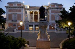 """Museo Nacional del Prado, uno de los edificios que forman parte del """"Paisaje de la Luz"""" de Madrid incluido recientemente en la lista de Patrimonio Mundial."""