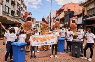 Participantes de la actividad. Foto: Cortesía
