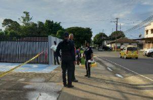 En lo que va del año, en la provincia de Chiriquí se han registrado 21 homicidios, de los cuales el 95% han sido resueltos por las autoridades judiciales. Foto: José Vásquez