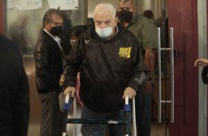 El expresidente de la República, Ricardo Martinelli ha manifestado ser inocente de los supuestos delitos que se le acusan, algo que probará nuevamente en este juicio. Víctor Arosemena