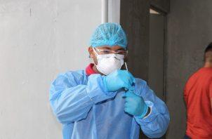 Actualmente, hay 12,260 casos activos de coronavirus a nivel nacional. Foto: Cortesía Minsa