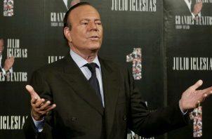 Julio Iglesias. Archivo
