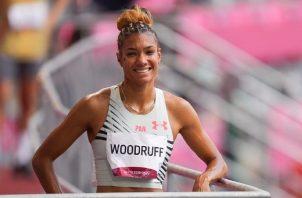 Gianna Woodruff. Foto:Cop