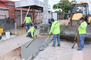 Los trabajos comunitarios serán supervisados por las diferentes juntas comunales del país. Foto: Cortesía/JC de Don Bosco