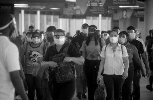El sesgo negativo de la tasa de crecimiento lleva a un sesgo también negativo en relación con el empleo y sobre las posibilidades de recaudación de cuotas para el Programa de Invalidez, Vejez y Muerte. Foto: Víctor Arosemena. Epasa.