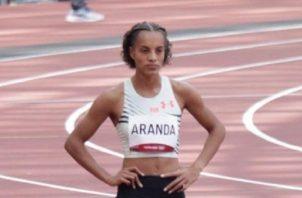 Nathalee Aranda. Foto:COP