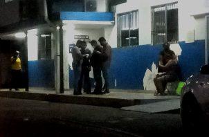 Francisco Alberto Rodríguez de 24 años se convirtió en la víctima número 66 a causa de la violencia en la provincia de Colón en lo que va de este año. Foto: Diomedes Sánchez