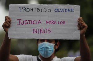 Panamá busca contar con un Sistema Nacional de Registro de Ofensores Sexuales de menores de edad. Foto: Archivo
