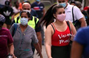 En el resto del país se mantienen toques de queda por la pandemia de covid-19. Foto: Grupo Epasa