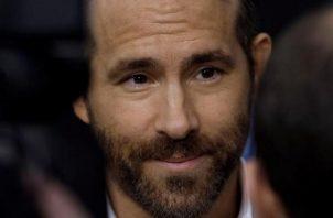 El actor canadiense-estadounidense Ryan Reynolds. Foto: EFE / PETER FOLEY / Archivo