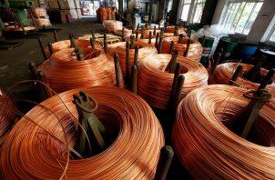 Jiangsu es la principal ciudad productora de cobre de China. EFE