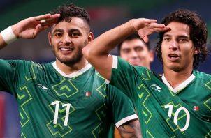 México se quedó con la medalla de bronce luego de derrotar en casa a Japón. Foto Cortesía: @FIFAcom