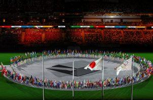 Tokio sacó adelante los Juegos, pese a la pandemia. Foto: EFE