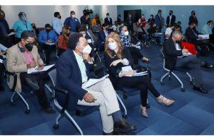 Reunión de la Comisión de Comunicación y Transporte de la Asamblea Nacional. Foto: Asamblea Nacional