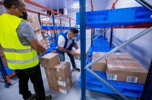 Panamá ha recibido cinco embarques de la vacuna AstraZeneca.