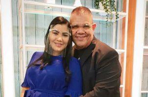 Tania y Rodolfo De León. Foto: Instagram