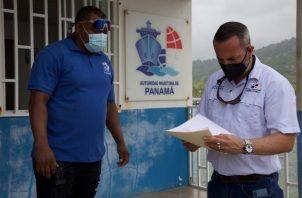 La AMP inspeccionó 132 naves de servicio interior e internacional del registro panameño. Foto: Cortesía AMP