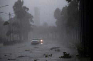 Fred se degradada a depresión tropical. Foto: EFE