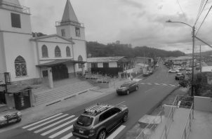 Vista del Casco Urbano de Boquete,en la provincia de Chiriquí, ejemplo de uno de los primeros municipios con estudios pioneros de este tipo. Foto: Cortesía Gregorio Urriola.