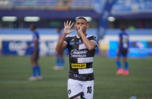Ismael Díaz dijo que trabaja en mejorar su versión, tras salir de una importante lesión, meses atrás. Foto: Cortesía LPF