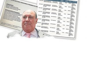 Investigan el alquiler de la sede de Cambio Democrático en Las Tablas a la sociedad Los Carlitos S.A. Foto: Epasa Investiga