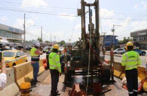 La construcción de la Línea 3 ya inició en diversos sectores de Arraiján y se espera que a finales de año, los trabajos se intensifiquen.