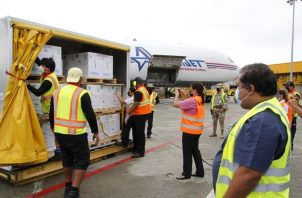 Panamá ha aplicado más de 3 millones de dosis de la vacuna contra la covid-19. Foto: Cortesía Minsa