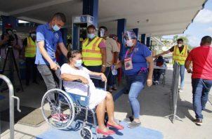Hasta la fecha la cifra de pacientes recuperados de covid-19 es de 431,990. Foto: Grupo Epasa