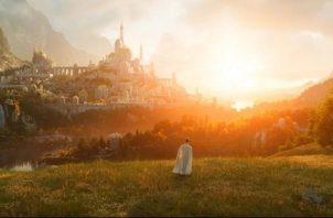 Primer vistazo de cómo se verá la adaptación televisiva de 'El señor de los anillos'. Foto: Amazon Prime Video