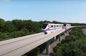 La Línea 3 del Metro atravesará el Canal de Panamá a través de un túnel.
