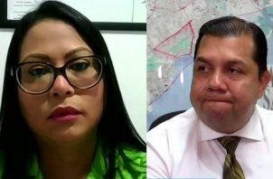 Ana Lorena Chang y Leonardo Labrador están bajo la lupa. Foto. Cortesía