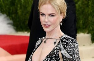 Nicole Kidman. EFE