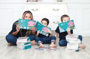 Nicolle Ferguson presentará su libro infantil en la Feria Internacional del Libro 2021. Foto: Cortesía