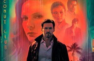Hugh Jackman encabeza el reparto de 'Reminiscencia'.