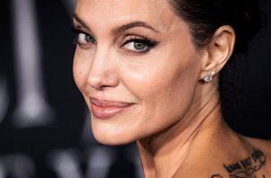 Angelina Jolie. EFE