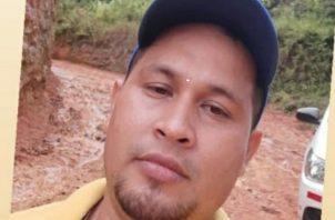 El cabo segundo de la Policía Nacional, Willy Espinoza de 36 años, desapareció el 13 de agosto. Foto: José Vásquez