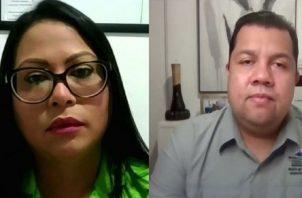 Los doctores Ana Lorena Chang y Leonardo Labrador fueron separados de sus cargos recientemente por el ministro de Salud, Luis Francisco Sucre.