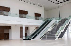 El Panama Convention Center tiene capacidad para acoger 24 mil personas. Foto: Cortesía @panamaccenter