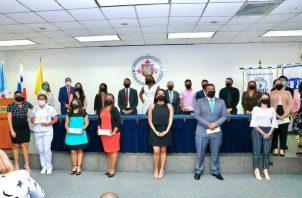 Los estudiantes con los mayores puntajes de cada universidad, tienen la opción de desarrollar su maestría en Panamá o en el extranjero, según sea su preferencia. Foto: Cortesía Ifarhu