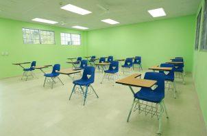 El Gobierno de Panamá cerró las escuelas en marzo de 2020, menos de dos semanas después del inicio del curso escolar debido al estallido de la pandemia. Foto: Cortesía Meduca
