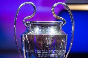 Los grupos A y B se proyectan como los mas interesantes. Foto Cortesía: @ChampionsLeague