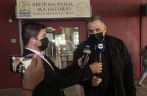Defensa de Ricardo Martinelli pronostica que destruirá las pruebas presentadas por la fiscalía. Foto: Víctor Arosemena