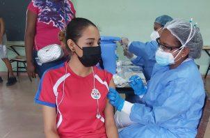 Panamá ha aplicado más de 4 millones de dosis de la vacuna contra la covid-19. Foto: Cortesía CSS