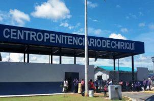 Milton Guerra, cumplirá su condena en la Cárcel de Varones ubicada en el corregimiento de Chiriquí. Foto: José Vásquez