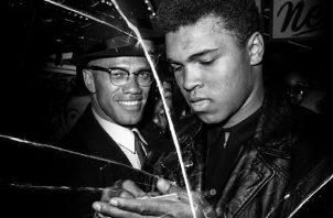 'Hermanos de sangre: Malcolm X y Muhammad Ali'. Foto: Netflix
