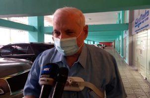 Ricardo Martinelli denunció que las pruebas en su contra son inventadas. Foto: Víctor Arosemena