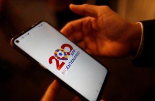 """Visitar virtual o físicamente 200 sitios históricos es la celebración """"innovadora"""" del Bicentenario de la Independencia de Panamá de España. EFE"""