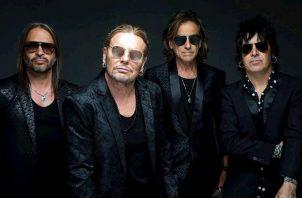 Agrupación mexicana de rock y pop 'Maná'. Foto: EFE / Telemundo