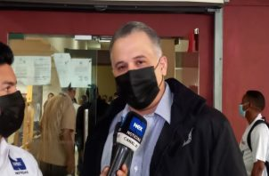 Esta es la segunda ocasión de Ricardo Martinelli es juzgado por los supuestos pinchazos, ya que la primera vez fue declarado no culpable. Foto: Víctor Arosemena