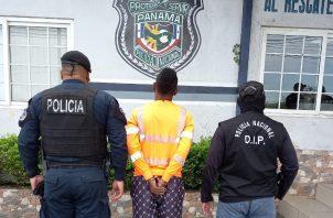 Los detenidos eran requeridos por la comisión de diversos delitos. Foto: Eric A. Montenegro